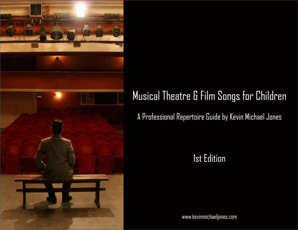REP GUIDE: 500 Musical Theatre & Film Songs for Children