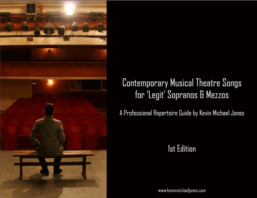 REP GUIDE: 300 Contemporary Musical Theatre Songs for 'Legit